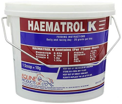Equine Products UK - Haematrol K - 1.5kg